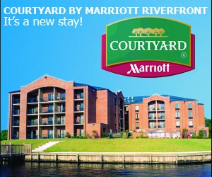Courtyard by Marriott Riverfront